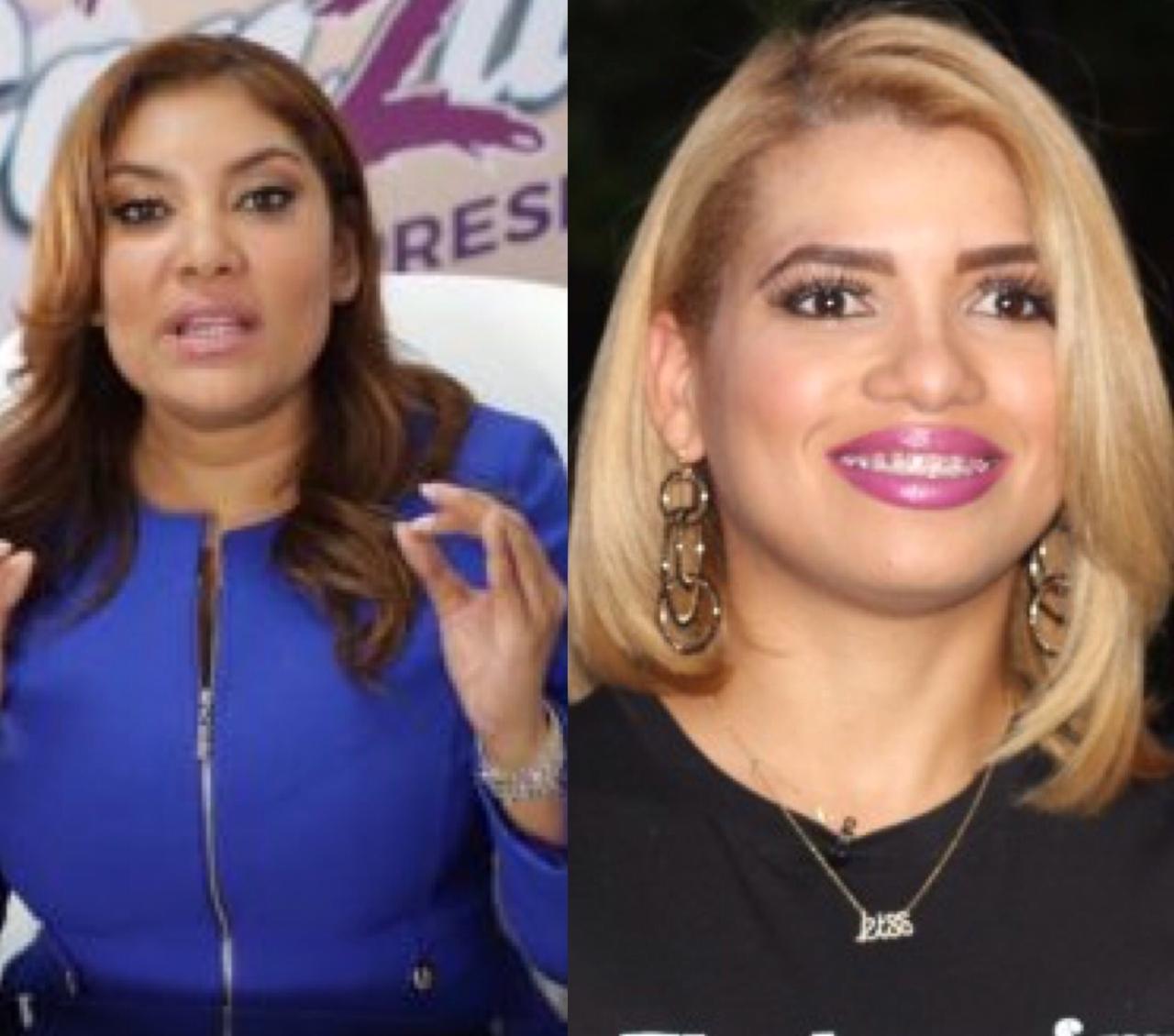 La transición entre Robiamny Balcácer y Kimberly Taveras en la ...